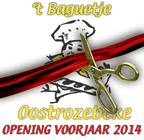 't Baguetje Oostrozebeke Opening