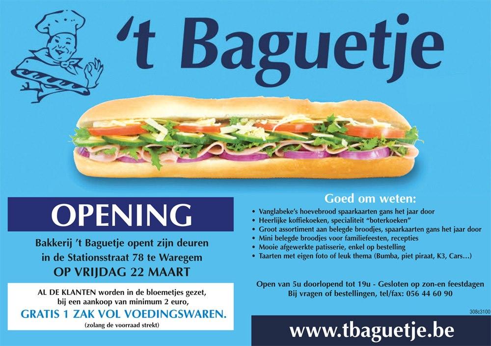 't Baguetje Waregem